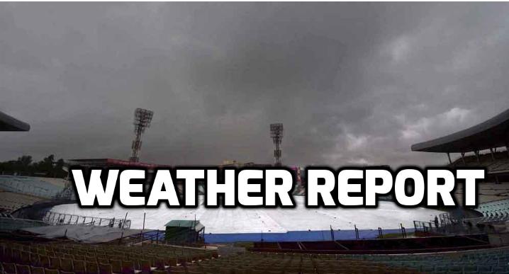 WEATHER REPORT: केकेआर और सीएसके के बीच खेला जाने वाला मैच किया जा सकता है रद्द,जानिए इसके पीछे की खास वजह! 30