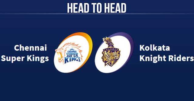 KKRvsCSK: आंकड़ो के आधार पर जानें कौन सी टीम बनेगी विजेता, किस टीम को करेगी पिच सबसे ज्यादा मदद ? 1
