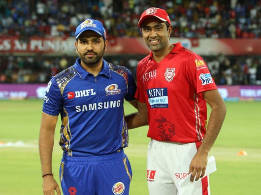 MIvsKXIP : टॉस रिपोर्ट : अश्विन ने टॉस जीतकर बताया पहले गेंदबाजी करने का कारण, टीम में हुई 2 दिग्गजों की वापसी 2