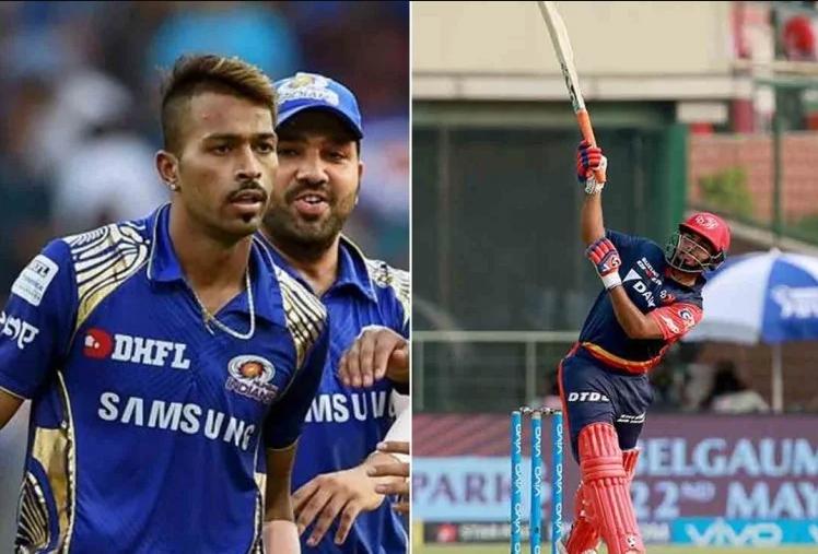 IPL 2018: 3 ऐसे मौके जब आईपीएल मैच के दौरान आपस में ही एक दुसरे से भीड़ गये थे खिलाड़ी 45