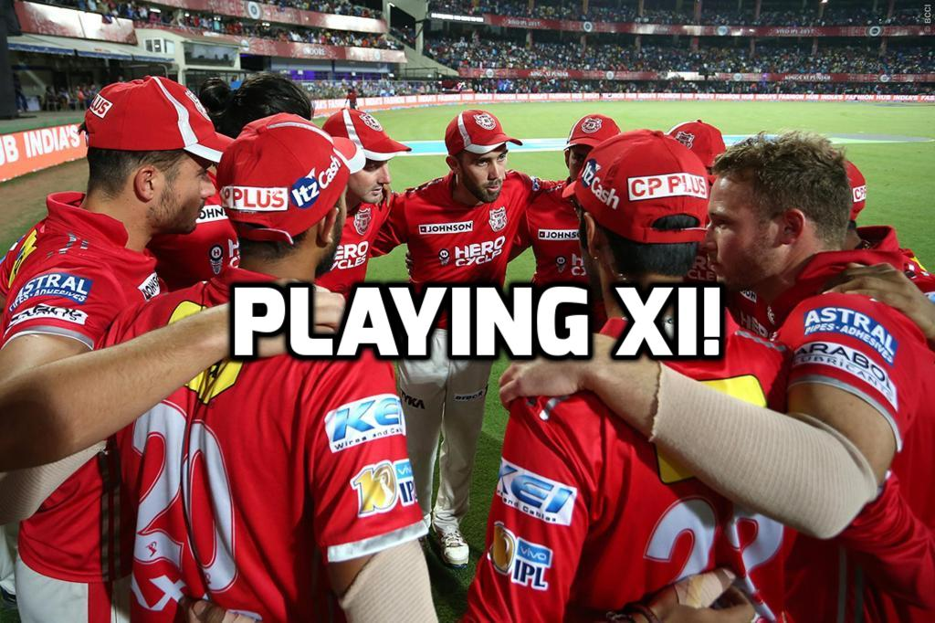 PLAYING XI: आरसीबी के खिलाफ आज इस टीम के साथ उतर सकती है किंग्स इलेवन पंजाब, यह तूफानी ऑलराउंडर कर सकता है डेब्यू 12