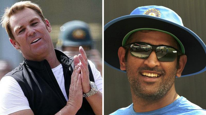 शेन वॉर्न ने महेंद्र सिंह धोनी जैसे दिग्गज खिलाड़ी पर साधा निशाना, कप्तानी पर कह दी ऐसी बात जान आपको भी आएगा गुस्सा 17