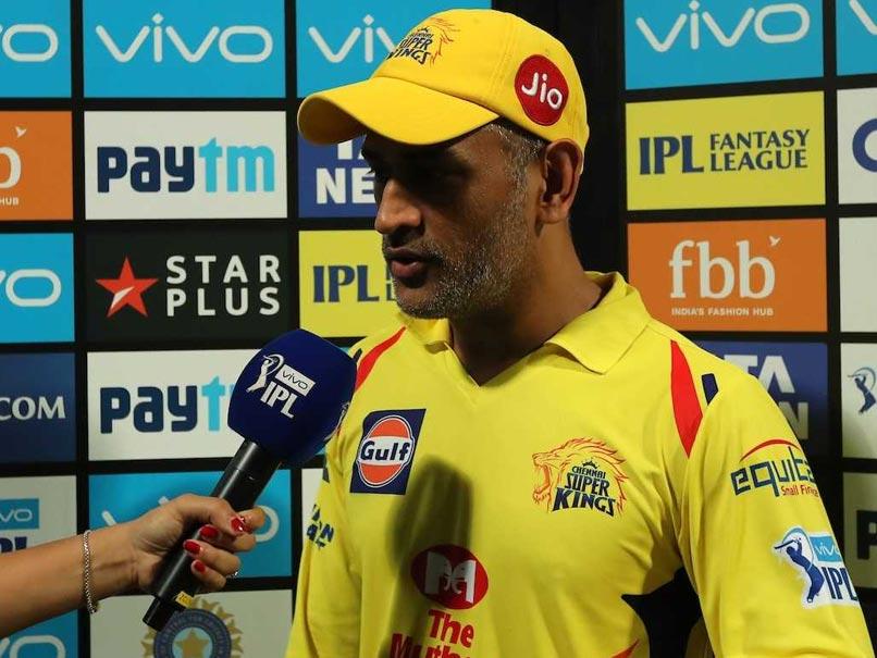 आईपीएल फाइनल से पहले धोनी ने देश के युवा तेज गेंदबाजों के लिए बोली ये बड़ी बात 18