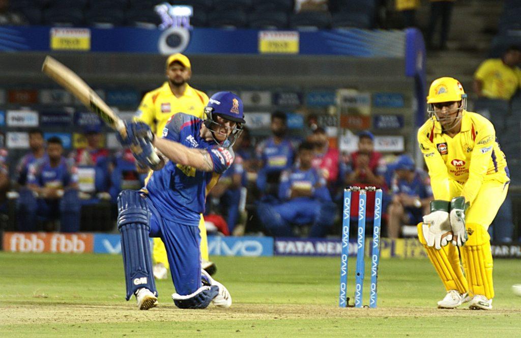 लाइव मैच के दौरान पत्नी को किस कर इस दिग्गज खिलाड़ी ने आईपीएल 2018 को किया अलविदा