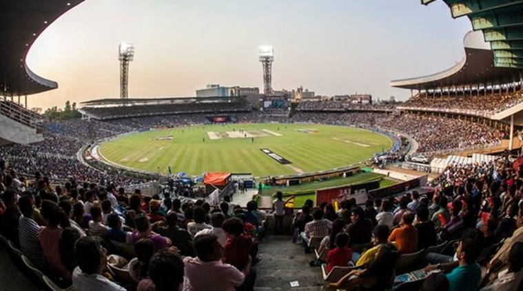 Indore stadium weather report for today's match