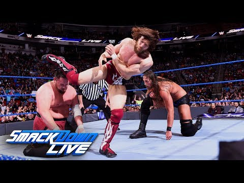 WWE Smackdown Results: 29 मई, 2018 5