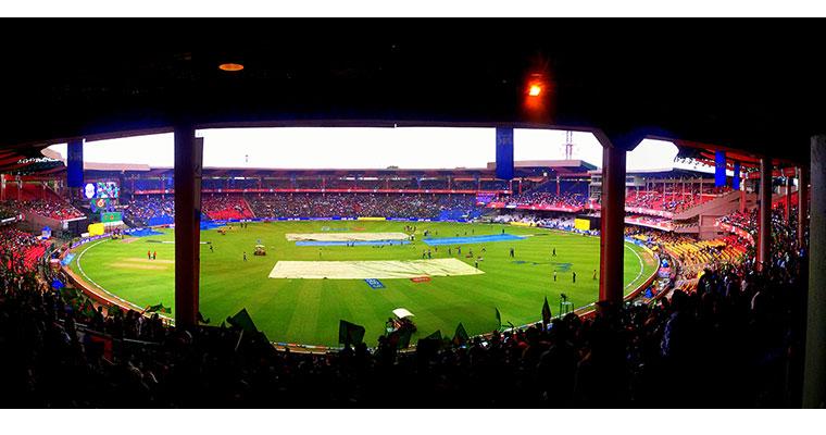 RCBvMI: जाने कैसा होगा आज बंगलौर में मौसम का हाल, क्या हो पायेगा पूरा मैच ? 6