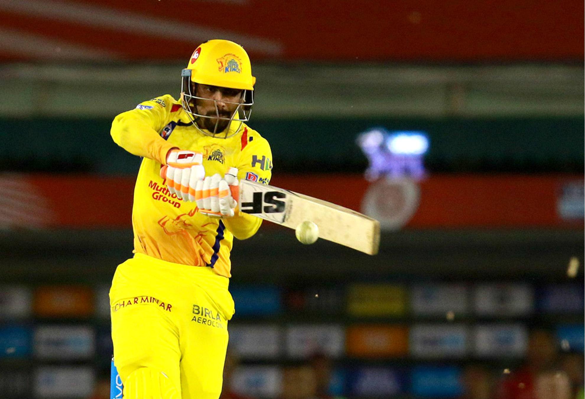 रविंद्र जडेजा आलराउंडर प्रदर्शन कर आज दिला सकते है चेन्नई को जीत, ये रही वजह