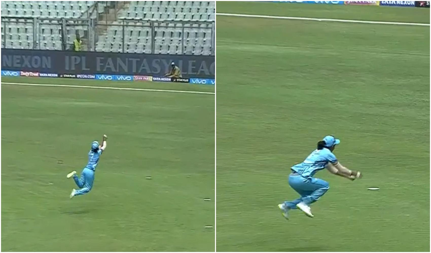 VIDEO: महिला आईपीएल में दिखा हरमनप्रीत कौर का सुपरवुमेन अवतार, पकड़ा इस सदी का सर्वश्रेष्ठ कैच 32