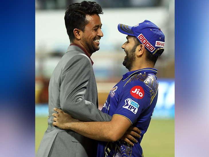 रोहित ने प्रज्ञान ओझा के साथ शेयर की ऐसी तस्वीर, जिसके बाद शिखर धवन ने उड़ा डाला उनका मजाक 36