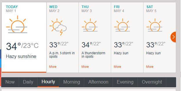 RCBvMI: जाने कैसा होगा आज बंगलौर में मौसम का हाल, क्या हो पायेगा पूरा मैच ? 2
