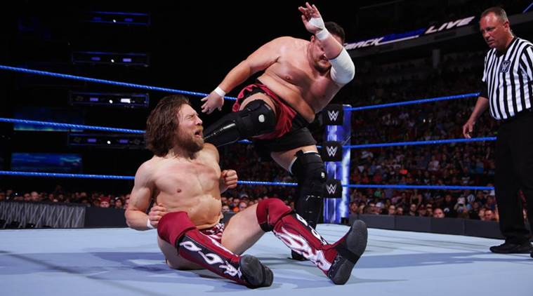 WWE Smackdown Results: 29 मई, 2018