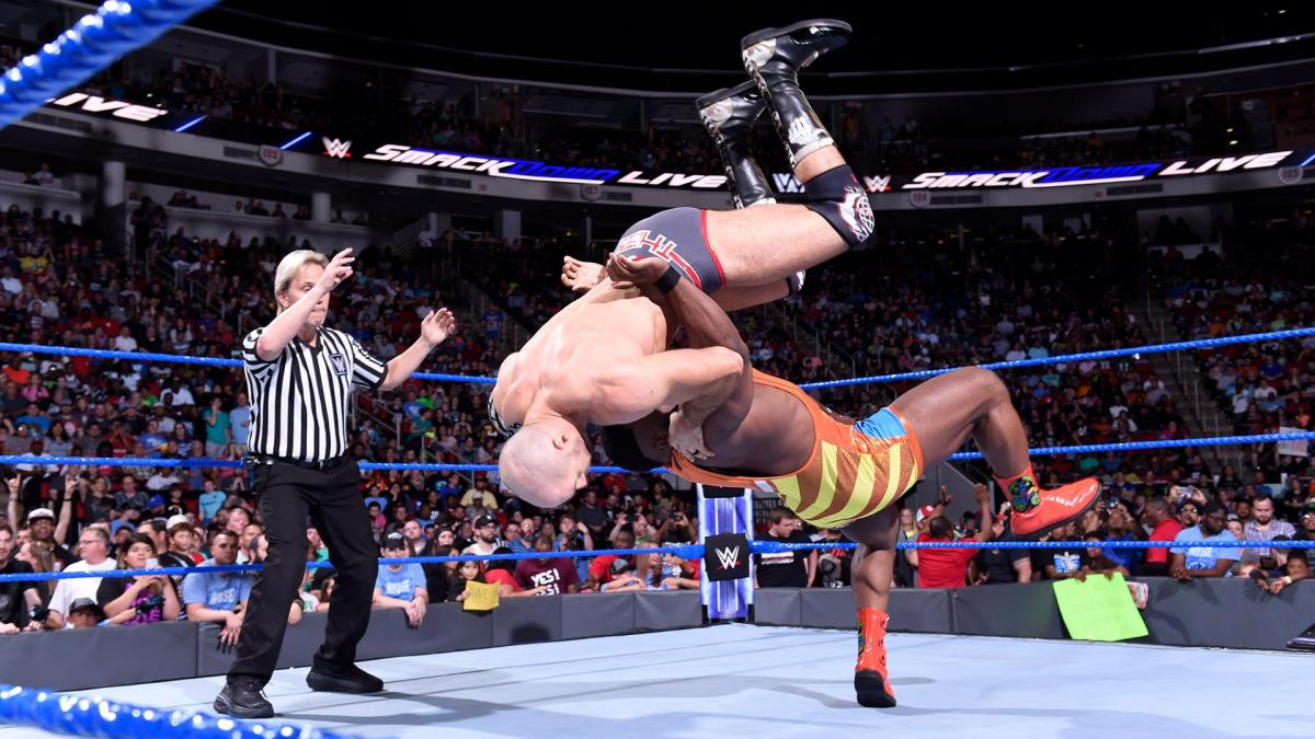 WWE Smackdown Results: 29 मई, 2018 3
