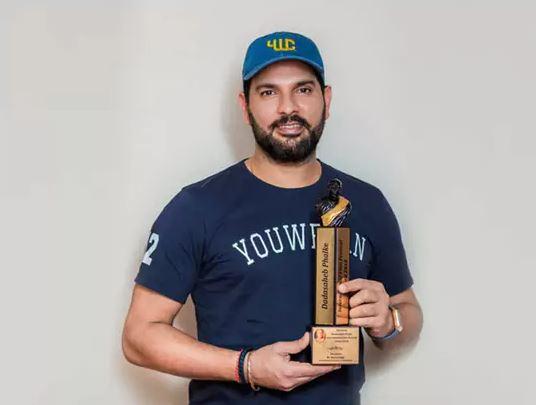आईपीएल में खराब प्रदर्शन के बाद भी युवराज सिंह को मिल गया ये ख़ास अवॉर्ड 28