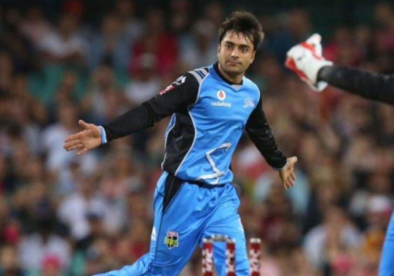 BBL : राशिद खान की शानदार गेंदबाजी के दम पर एडिलेड स्ट्राइकर्स ने ब्रिसबेन हीट को पहले ही मैच में दिया मात