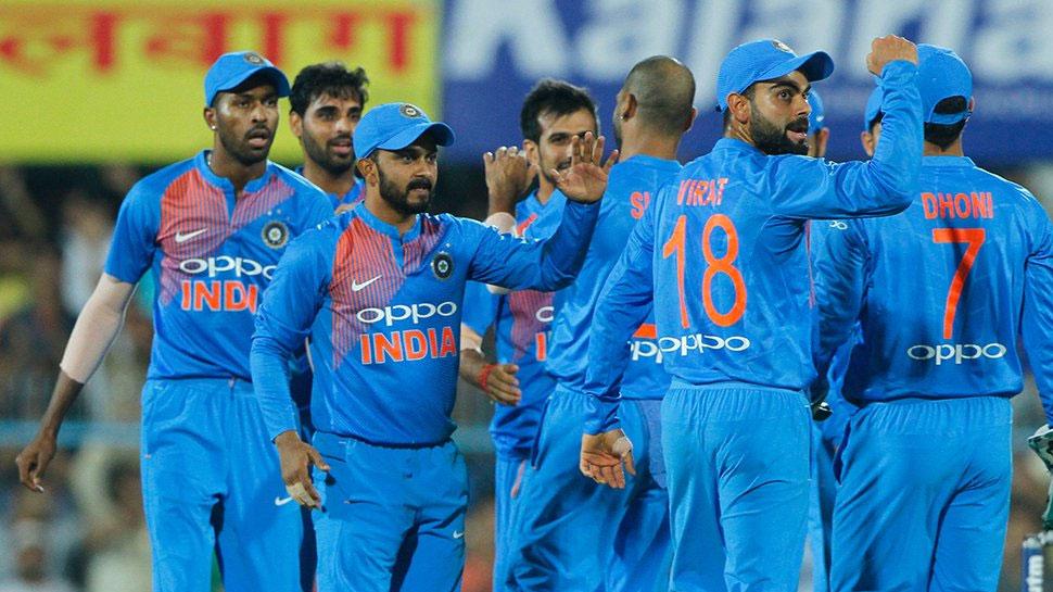 भारतीय टीम ने दुसरे टी-20 में आयरलैंड को दी 143 रन के बड़े अंतर से मात 1
