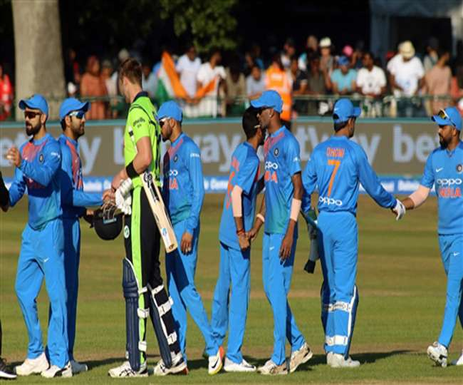 भारतीय टीम ने दुसरे टी-20 में आयरलैंड को दी 143 रन के बड़े अंतर से मात 2