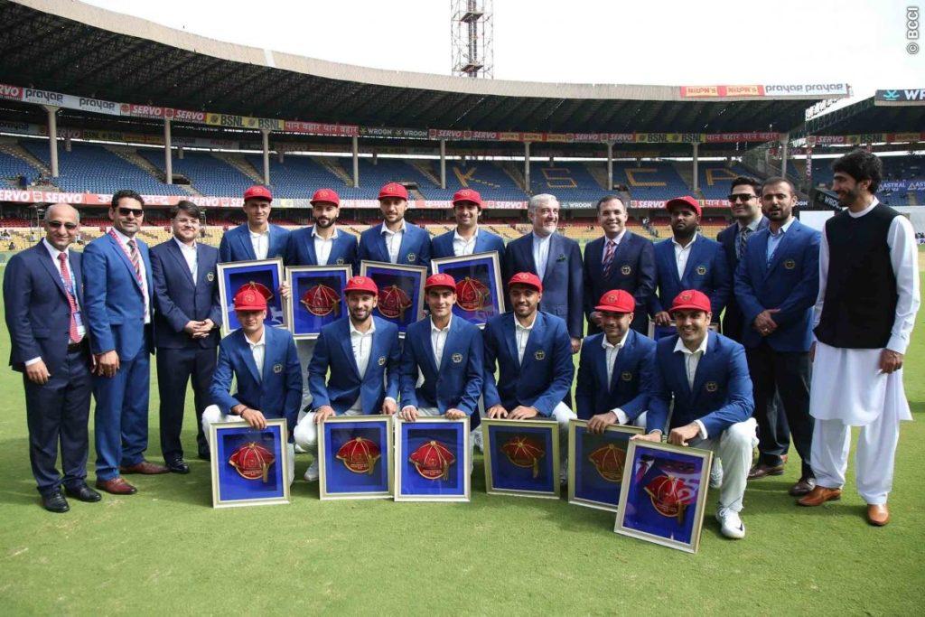 INDvsAFG - ऐतिहासिक टेस्ट मैच देखने के लिए अफगान टीम के क्रिकेट प्रशंसकों ने दिया इतना बड़ा बलिदान 6