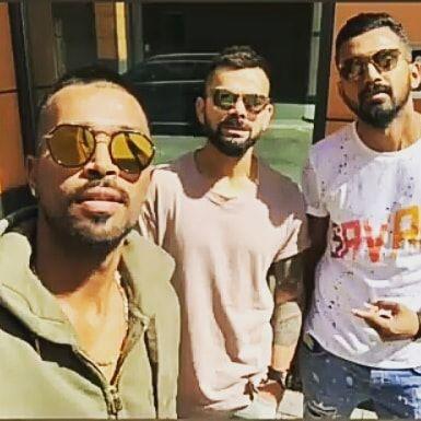 OMG: आयरलैंड में बिना AC वाले होटल में रुकी है भारतीय टीम, हार्दिक ने किया खुलासा 13