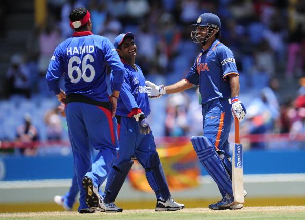 इस अफगानिस्तानी खिलाड़ी ने धोनी की बल्लेबाजी और भारत की जीत देखने के लिए छोड़ दिया था खाना और नींद
