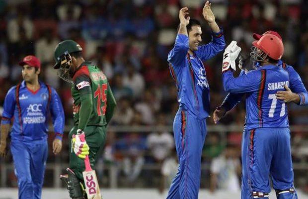 वीडियो - 3-0 से सीरीज जीतने पर बांग्लादेश के सामने अफगानिस्तान ने किया नागिन डांस, वीडियो वायरल 13