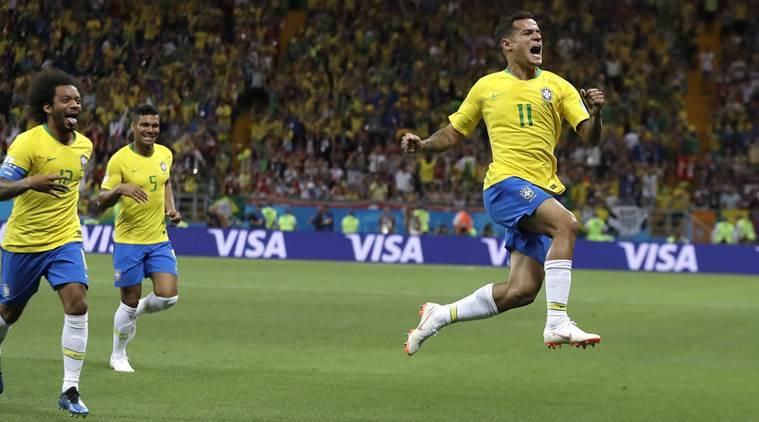फीफा विश्व कप : छठे खिताब के लिए सफर जारी रखना ब्राजील की चुनौती