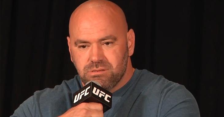UFC प्रेसिडेंट डाना व्हाइट ने इस फाइटर को बताया बेवकूफ़
