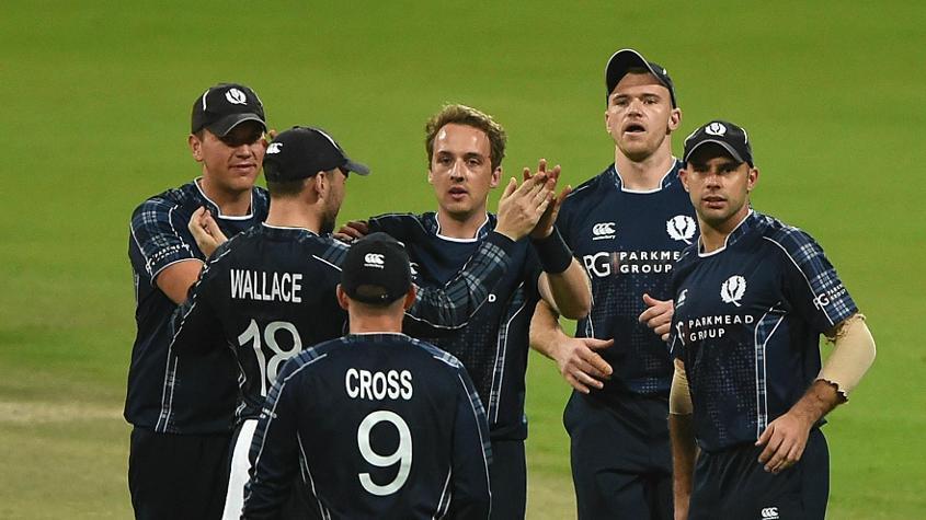 स्कॉटलैंड ने पाकिस्तान के खिलाफ दो टी-20 मैचों के लिए किया अपनी टीम का ऐलान