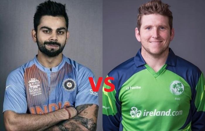IREvsENG : टॉस रिपोर्ट : आयरलैंड ने टॉस जीत चुनी गेंदबाजी, कप्तान विल्सन ने बताया टॉस जीत गेंदबाजी करने का कारण 3