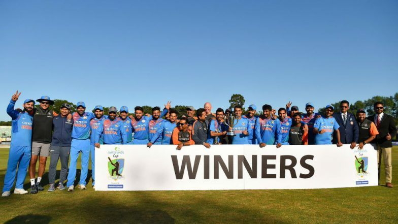 डबलिन टी-20 : भारत ने किया आयरलैंड का सूपड़ा साफ, सीरीज पर 2-0 से कब्जा