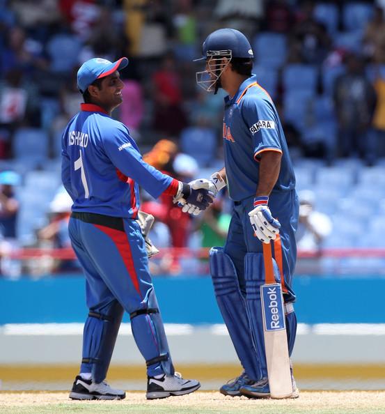 इस अफगानिस्तानी खिलाड़ी ने धोनी की बल्लेबाजी और भारत की जीत देखने के लिए छोड़ दिया था खाना और नींद 2