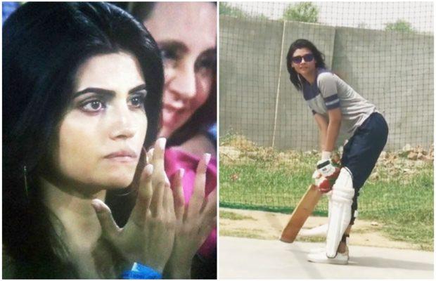 वीडियो : सोशल मीडिया पर वायरल हुई क्रिकेटर की बहन मालती चाहर की कड़कती धुप में बल्लेबाजी प्रैक्टिस की वीडियो