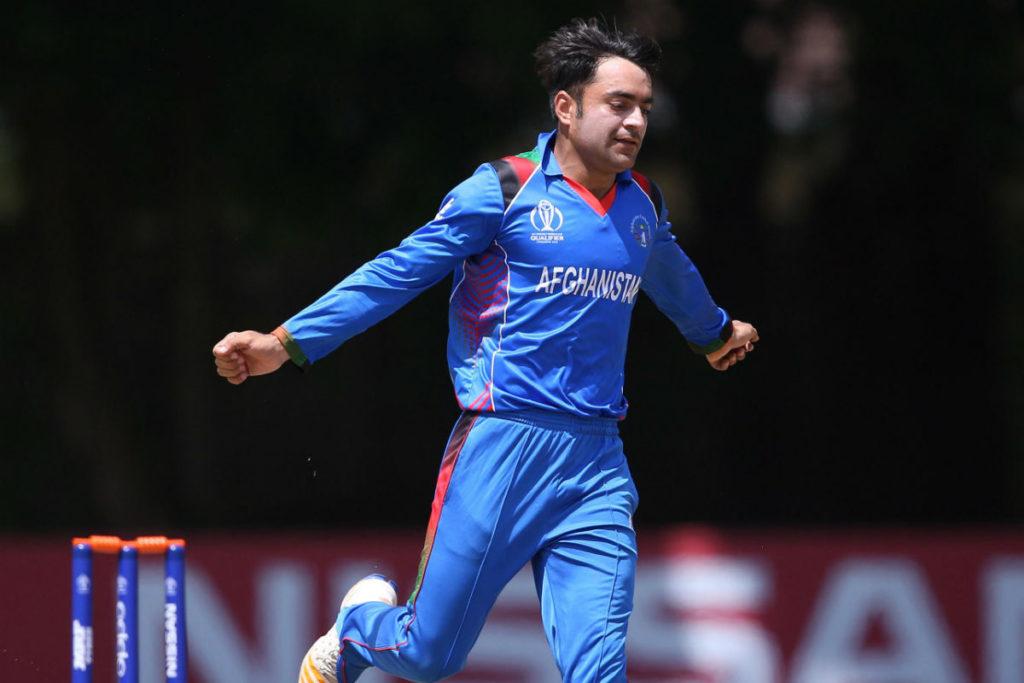 मिस्ट्री गेंदबाज राशिद खान शेन वार्न या मुरलीधरन को नहीं बल्कि इस भारतीय दिग्गज को करते हैं फॉलो 3