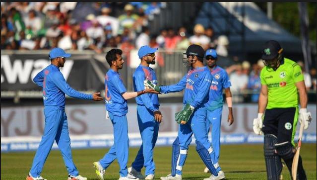 भारतीय टीम ने दुसरे टी-20 में आयरलैंड को दी 143 रन के बड़े अंतर से मात