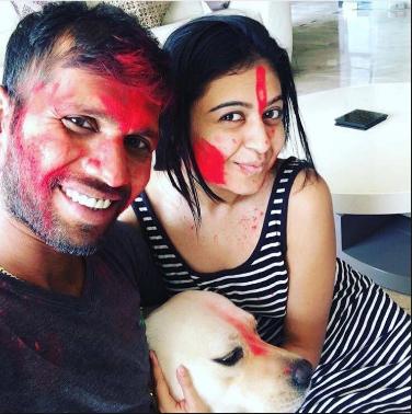इस फ्लॉप क्रिकेटर की पत्नी खूबसूरती के मामले में अनुष्का व रितिका को भी देती है मात 6