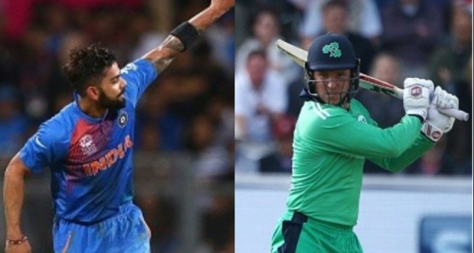 IREvsENG : टॉस रिपोर्ट : आयरलैंड ने टॉस जीत चुनी गेंदबाजी, कप्तान विल्सन ने बताया टॉस जीत गेंदबाजी करने का कारण 1