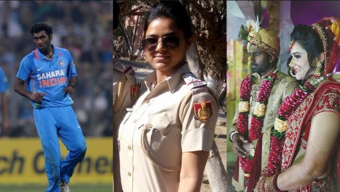 भारत का वो क्रिकेटर, जिसकों हुआ पुलिस इंस्पेक्टर लड़की से प्यार और रचा ली थी शादी 1