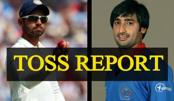 INDvsAFG: ऐतिहासिक टेस्ट: भारत ने टॉस जीता पहले बल्लेबाजी का फैसला, 8 साल बाद हुई इस दिग्गज की वापसी 77
