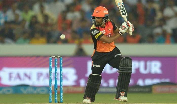 आईपीएल 2019: DC vs SRH: दिल्ली के खिलाफ करो या मरो की जंग जीतने के लिए इन XI खिलाड़ियों के साथ मैदान पर उतर सकती हैं हैदराबाद की टीम 1