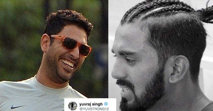 युवराज सिंह ने लोकेश राहुल के फैशन सेन्स का बनाया मजाक, देख आपकी भी नहीं रुकेगी हंसी