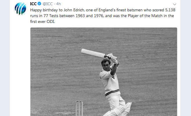 आज है उस खिलाड़ी का जन्मदिन जिसने टूटी पसली के साथ खेला था पूरा मैच, बना था मैन ऑफ़ द मैच 2