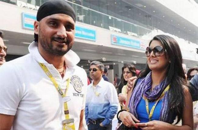 गीता बसरा नही इस अभिनेत्री को पसंद करते है हरभजन सिंह, खुद किया खुलासा
