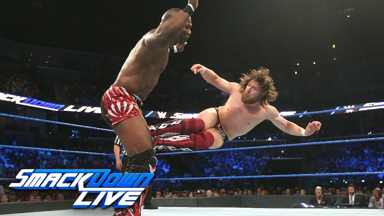 WWE Smackdown Results: 12 जून, 2018 17