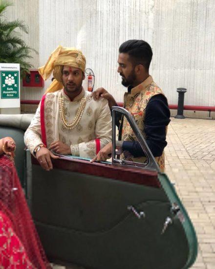 कर्नाटक के सलामी बल्लेबाज मयंक अग्रवाल की शादी को लेकर केएल राहुल ने कही दिल छू लाने वाली बात जो बन है एक दोस्ती की मिसाल