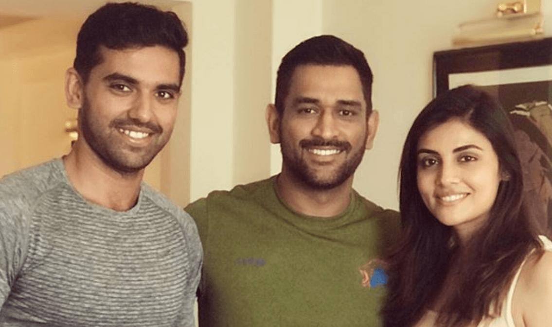 वीडियोः दीपक चाहर ने अपनी बहन मालती चाहर को बल्लेबाजी करते देख बनाया मजाक तो मालती ने दिया ये शानदार जवाब 14
