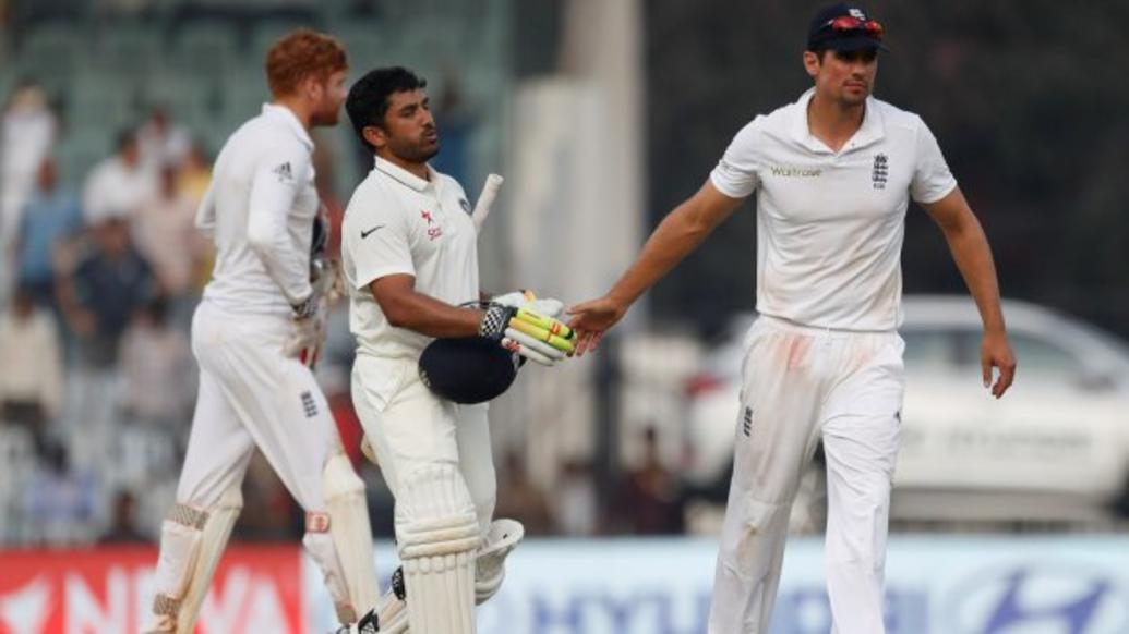 अफगानिस्तान टेस्ट से पहले करुण नायर ने अपनी फॉर्म को लेकर कही ये बात 32