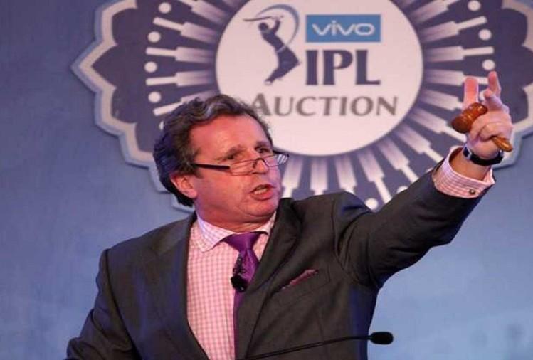 बीसीसीआई पर भड़के आईपीएल की 11 सालो से नीलामी कर रहे रिचर्ड मेडले, नये नीलामीकर्ता के नाम का किया खुलासा
