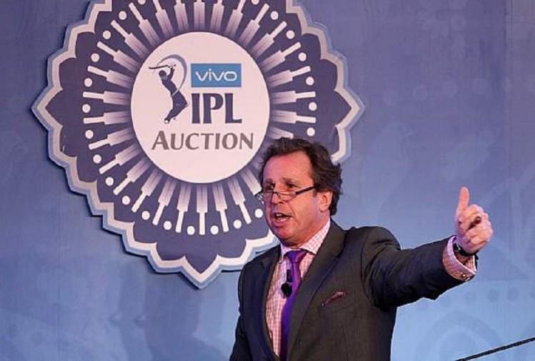 बीसीसीआई पर भड़के आईपीएल की 11 सालो से नीलामी कर रहे रिचर्ड मेडले, नये नीलामीकर्ता के नाम का किया खुलासा 1