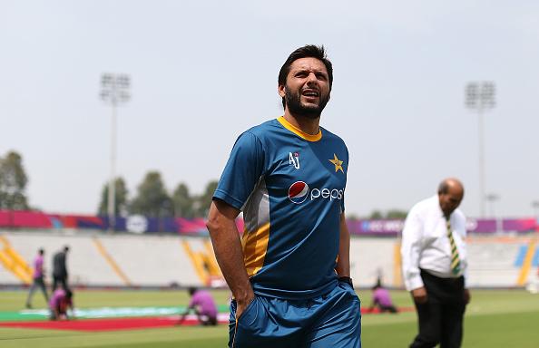 फीफा विश्वकप में पाकिस्तान की टीम न होने की वजह से इस टीम को सपोर्ट करेंगे शाहिद अफरीदी