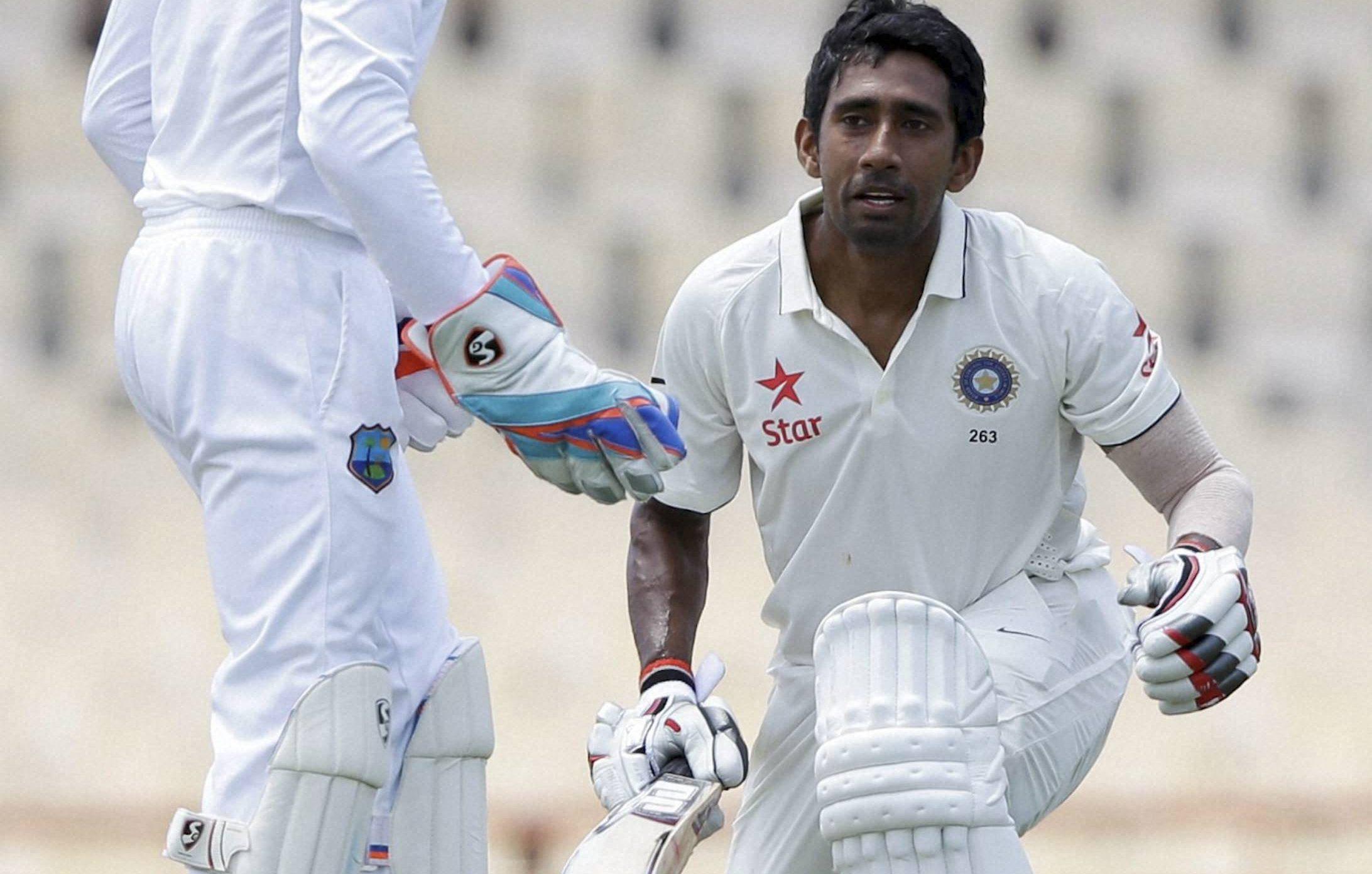 REPORTS: इंग्लैंड के खिलाफ होने वाली टेस्ट सीरीज से बाहर हो सकते हैं रिद्धिमान साहा, दिनेश कार्तिक को मिल सकता हैं मौका ! 9